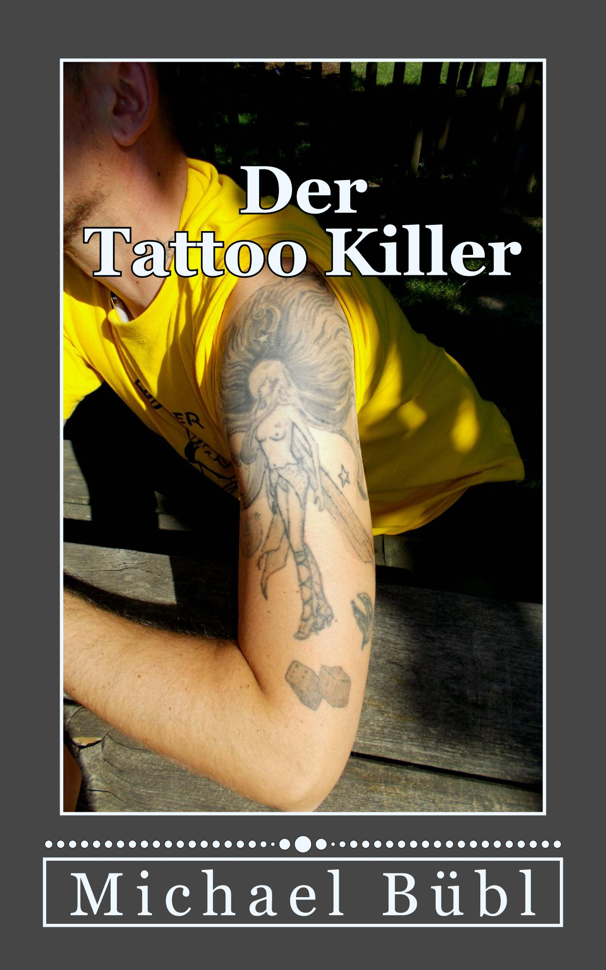 DerTattoo Killer Cover Amazon