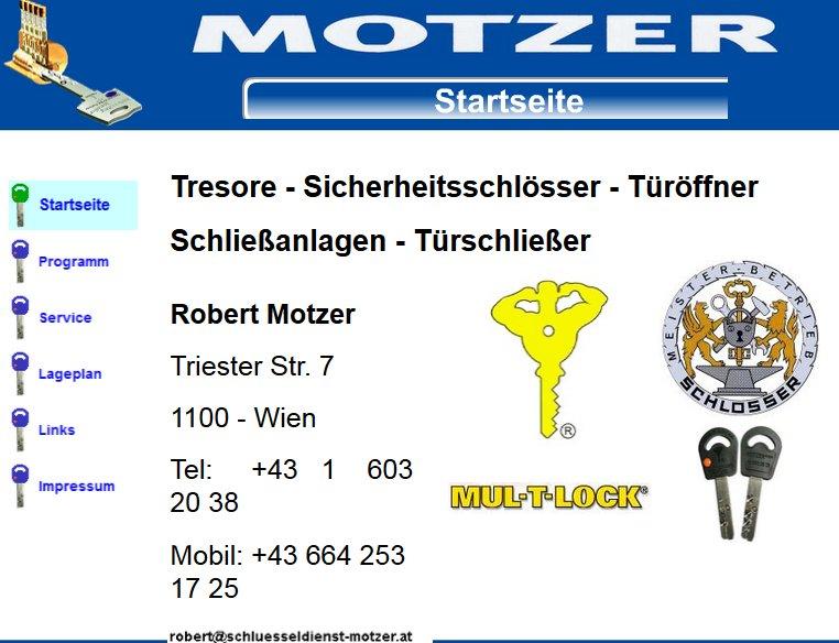 Kollege Robert Motzer verkauft seinen Laden! Klug ist, wer diesen übernimmt