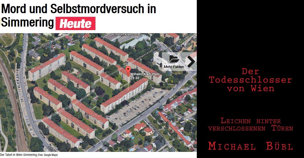 Jeden Tag herrscht in Österreich die rohe Gewalt!  Dieses Buch erzählt ähnlich grausame Fälle