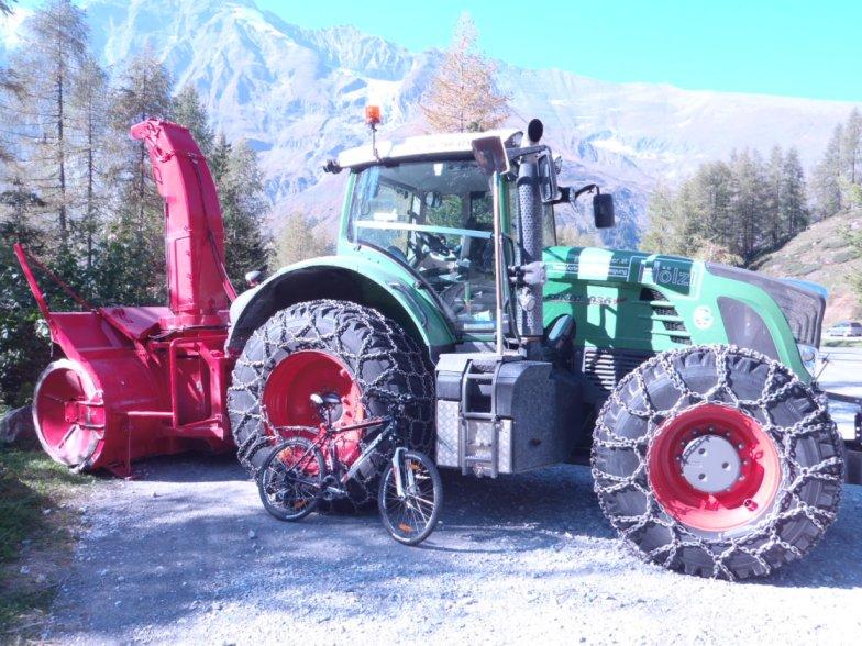 Traktor, Schlepper