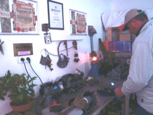 Bübl Werkstatt