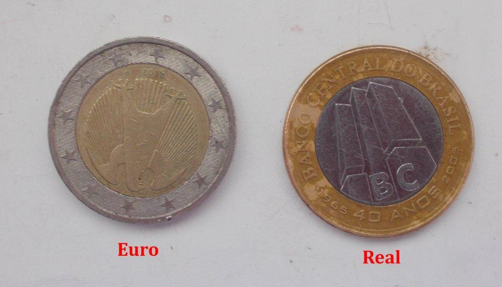 Ärgerlich ist es trotzdem, eine falsche Münze zu kassieren