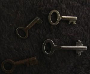Handschellen Schlüssel