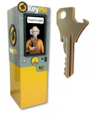Schlüsselfräsautomat