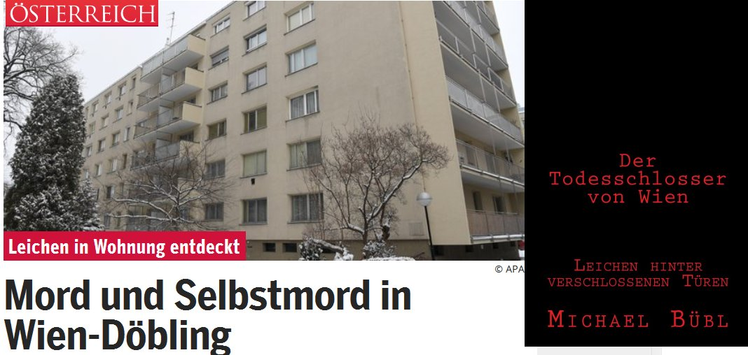 Täglich spielen sich furchtbare Dramen in Wien ab Der Schlüsseldienst ist oftmals unfreiwillig Zeuge